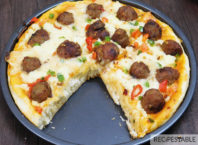 The Best Meatball Pizza Recipe